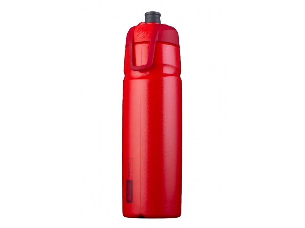 Fľaša na vodu Halex - non-insulated - Sports Red 940ml