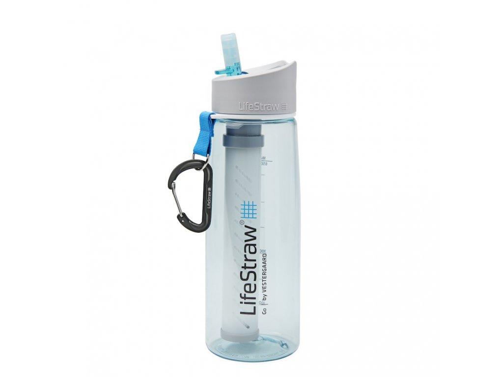 LifeStraw Go Light Blue 1