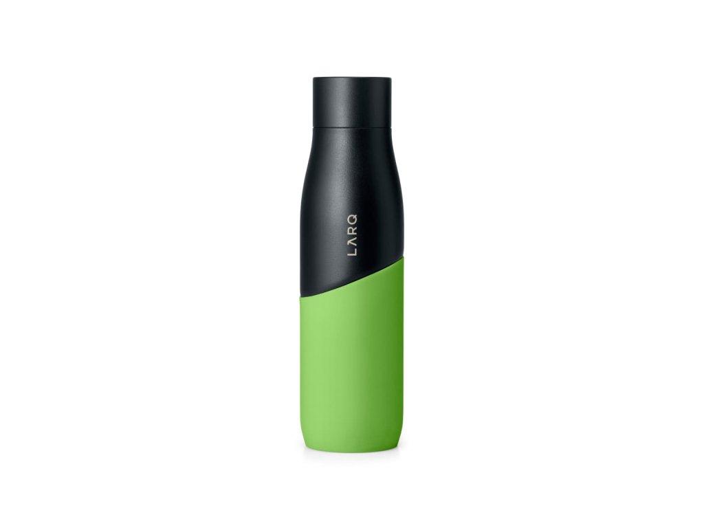Samočistiaca fľaša LARQ TERRA Movement Black/Vert