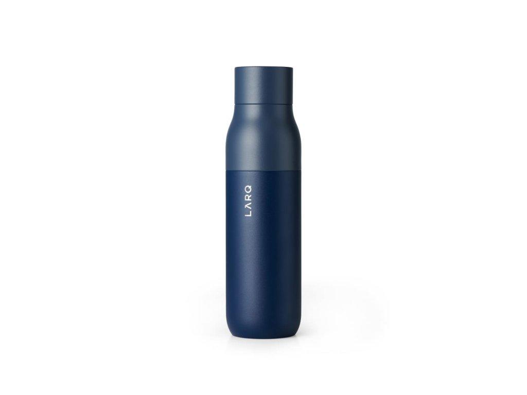 Samočistiaca fľaša LARQ samočistiaca fľaša Monaco Blue