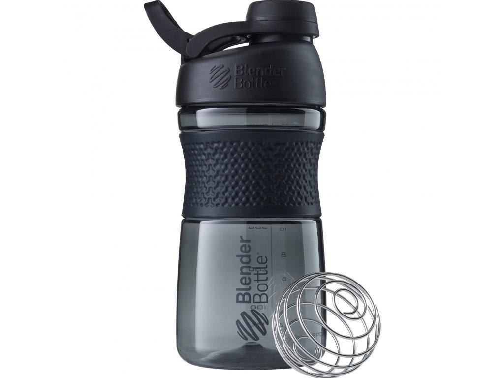 Šejker BlenderBottle Sportmixer Twist Black 590 ml