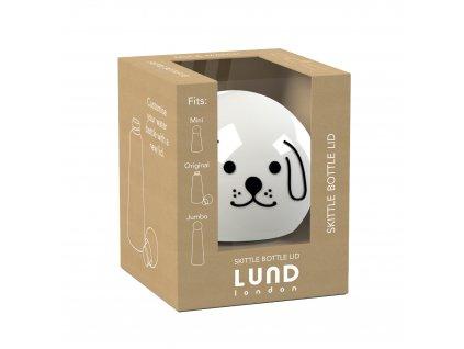 Vrchnák na termo fľašu LUND LONDON Skittle Bottle Lid - Dog