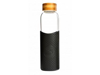 Sklenená fľaša na vodu Neon Kactus - Rock Star 550 ml