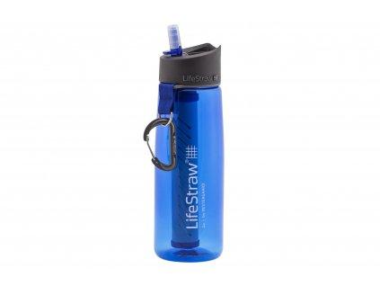 Filtračná fľaša LifeStraw Go 2-Stage Blue 650 ml