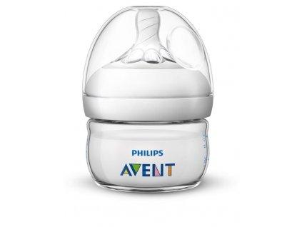 Dojčenská fľaša Natural Avent 60ml