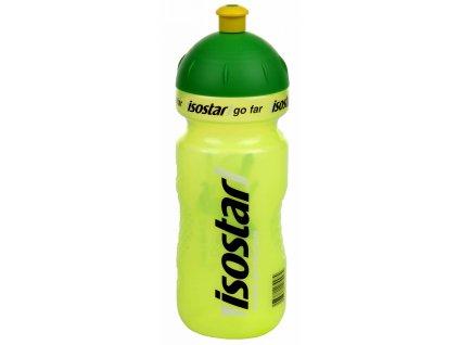 Športová fľaša Isostar, zelená - 650 ml