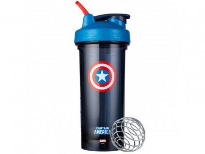 Šejker BlenderBottle Pro28 - Marvel® Captain America - 828 ml