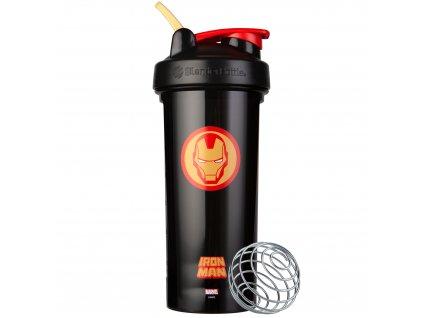Šejker BlenderBottle Pro28 - Marvel® Iron Man - 828 ml