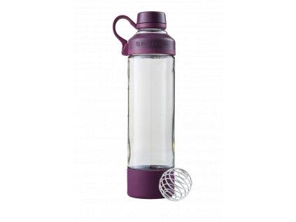 BlenderBottle sklenená fľaša na jógu Mantra