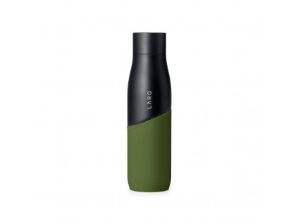 Samočistiaca fľaša LARQ Black/Pine