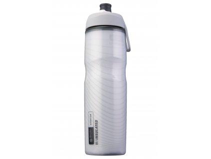 Fľaša na vodu BlenderBottle Hallex insulated White 710 ml