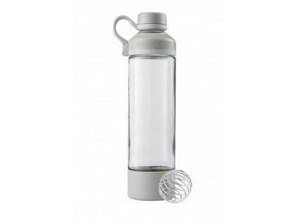 BlenderBottle sklenená fľaša na jógu Pebble