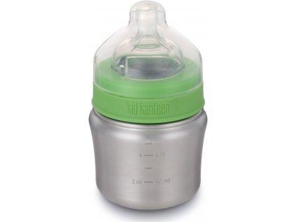 detská nerezová fľaša klean kanteen 148ml