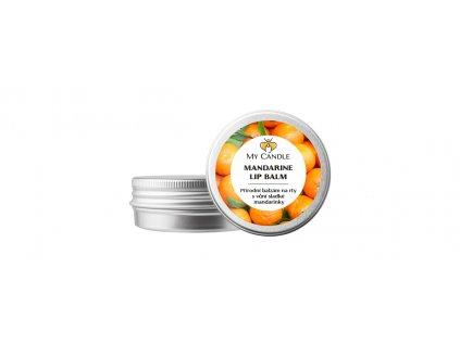 Mandarine Lipbalm