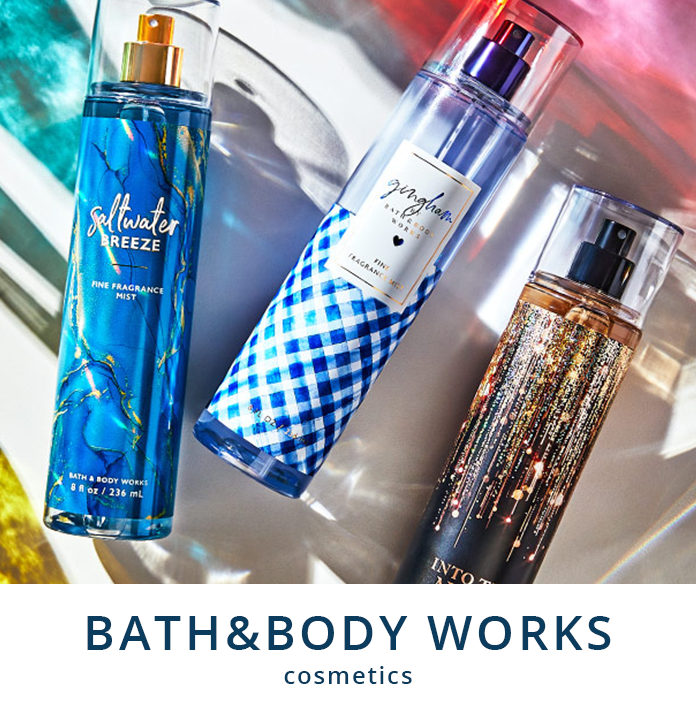 BATH&BODY WORKS KOSMETIKA