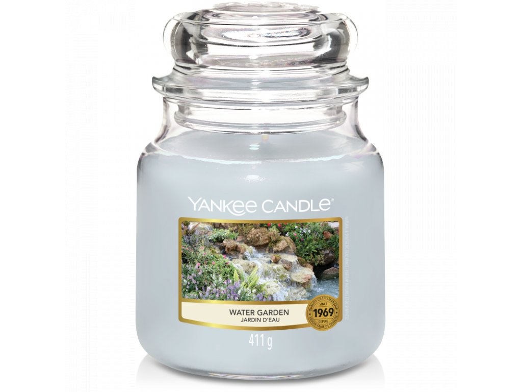 YC 1651404E Water Garden Medium Jar 800x800