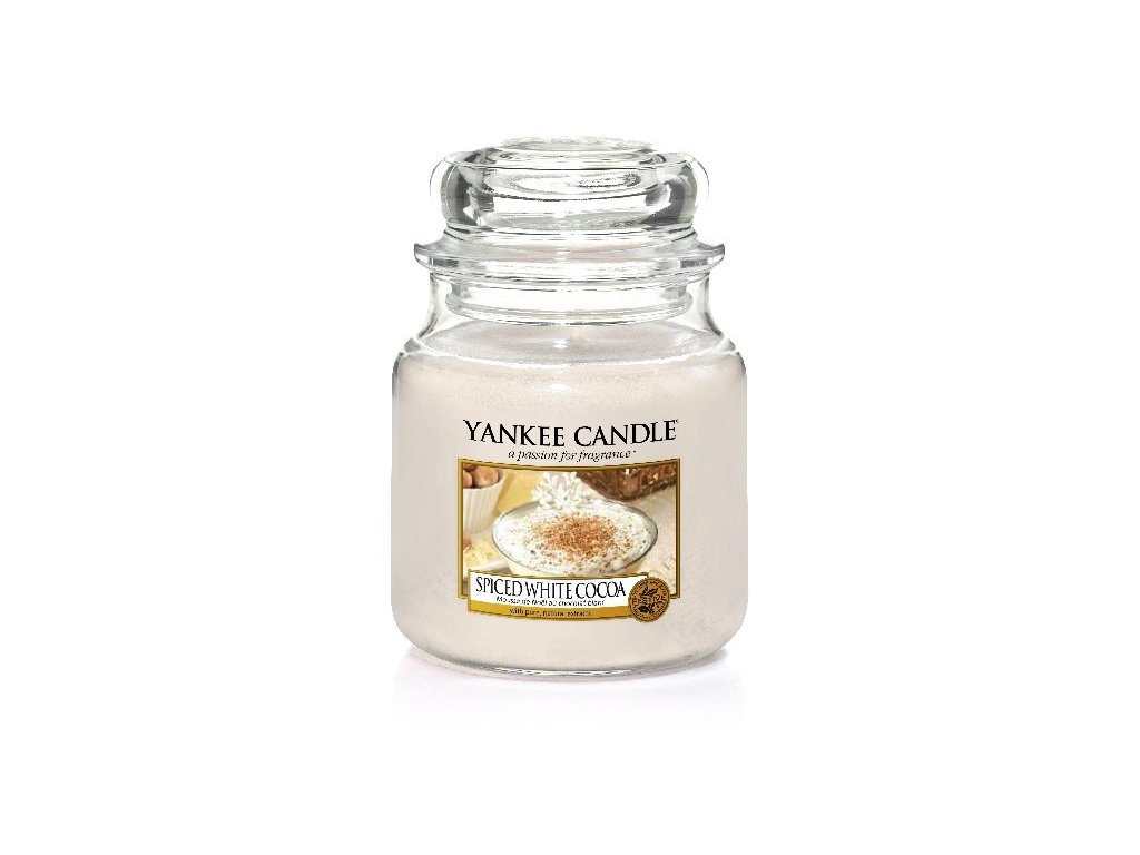 Yankee Candle - Spiced White Cocoa