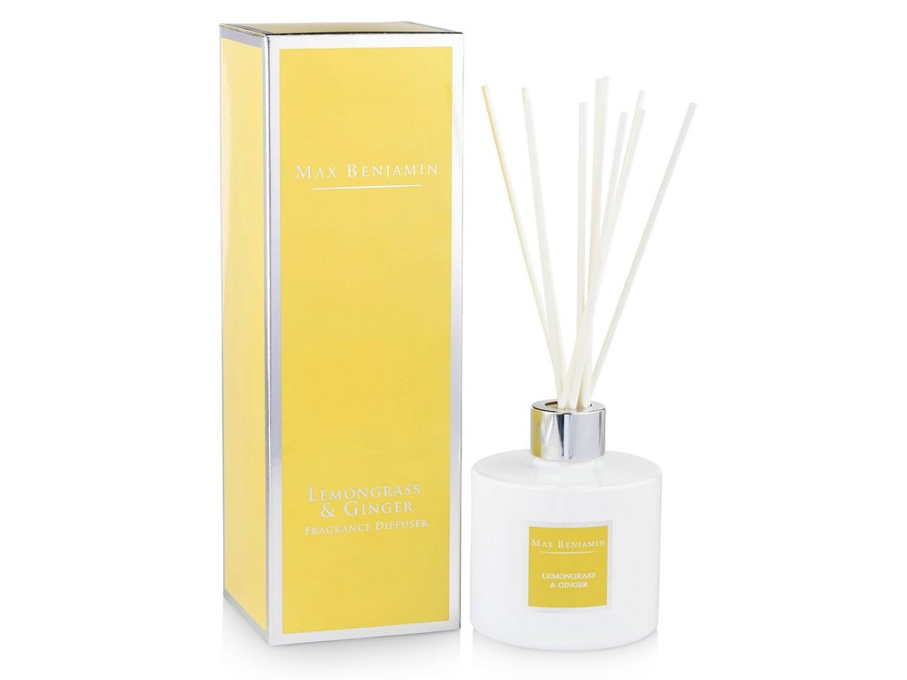 mb d3 lemongrass ginger diffuser with box