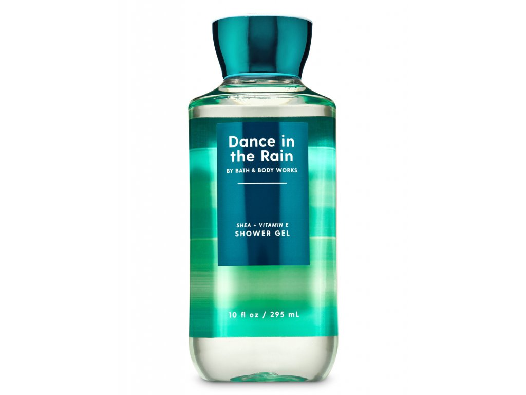 Bath & Body Works - Sprchový gel - Dance In The Rain