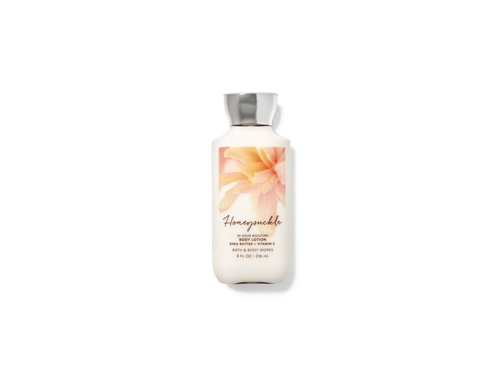 Bath & Body Works - Tělové Mléko - Honeysuckle