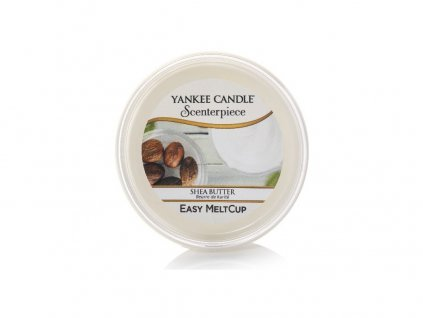 YANKEE CANDLE - Scenterpiece Meltcup Vosk - Shea Butter