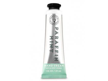 Bath & Body Work - Krém na ruce - Paraffin Mint