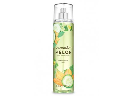Bath & Body Works - Tělový Parfém - Cucumber Melon