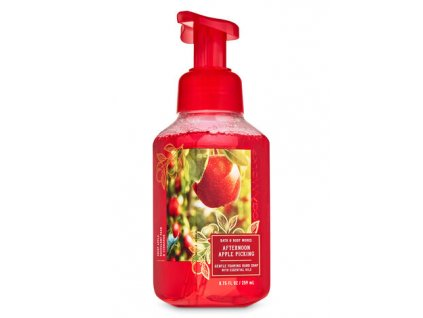 Bath & Body Works - Pěnové Mýdlo - Afternoon Apple Picking