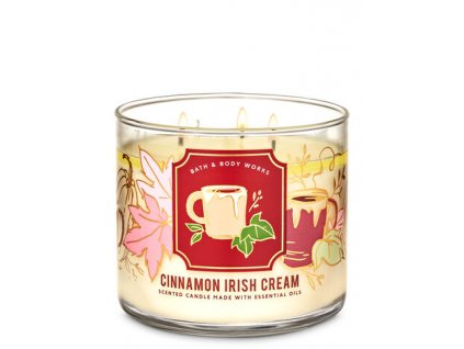 Bath & Body Works - Cinnamon Irish Cream