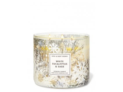 Bath & Body Works - White Eucalyptus & Sage
