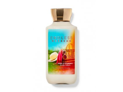 Bath & Body Works - Tělové Mléko - Endeless Weekend