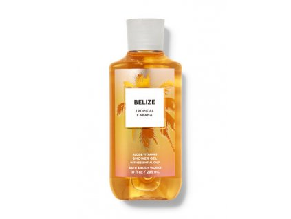 Bath & Body Works - Sprchový gel - Belize