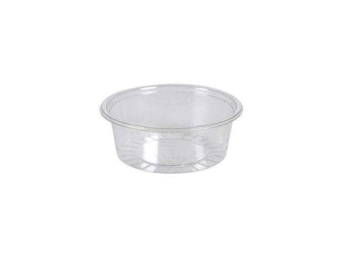 Dresinková miska průhledná 80 ml
