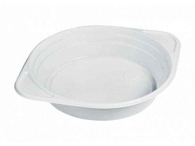 Miska na polévku 0,35l bílá 100ks