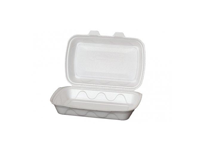 0 menu box lunch velky 200 kusu