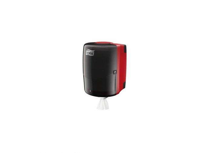 tork zasobnik na male role unibox barva cerna cervena