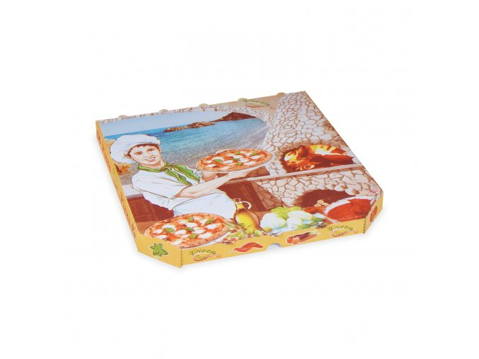 Krabice na pizzu 30x30 cm 100ks