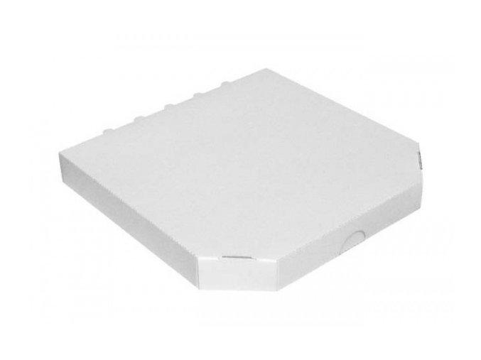 krabice na pizzu extra pevna 30 x 30 x 3 cm 100 ks 19254
