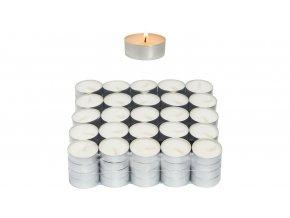 Svíčky čajové pr. 39x15 mm, 100 ks