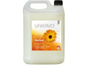 Mýdlo tekuté VAKAVO 5l herbal (Amadeus)