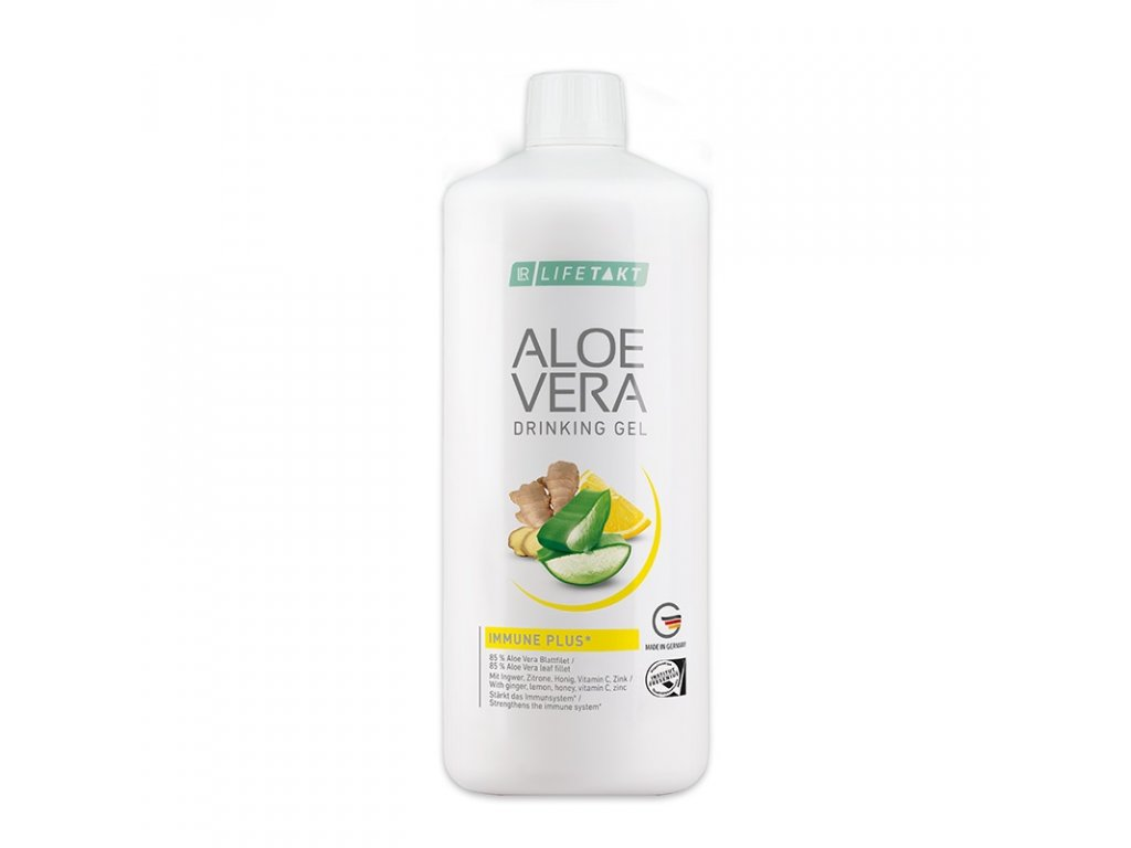 LR LIFETAKT Aloe Vera Drinking Gel Immune Plus 1000 ml