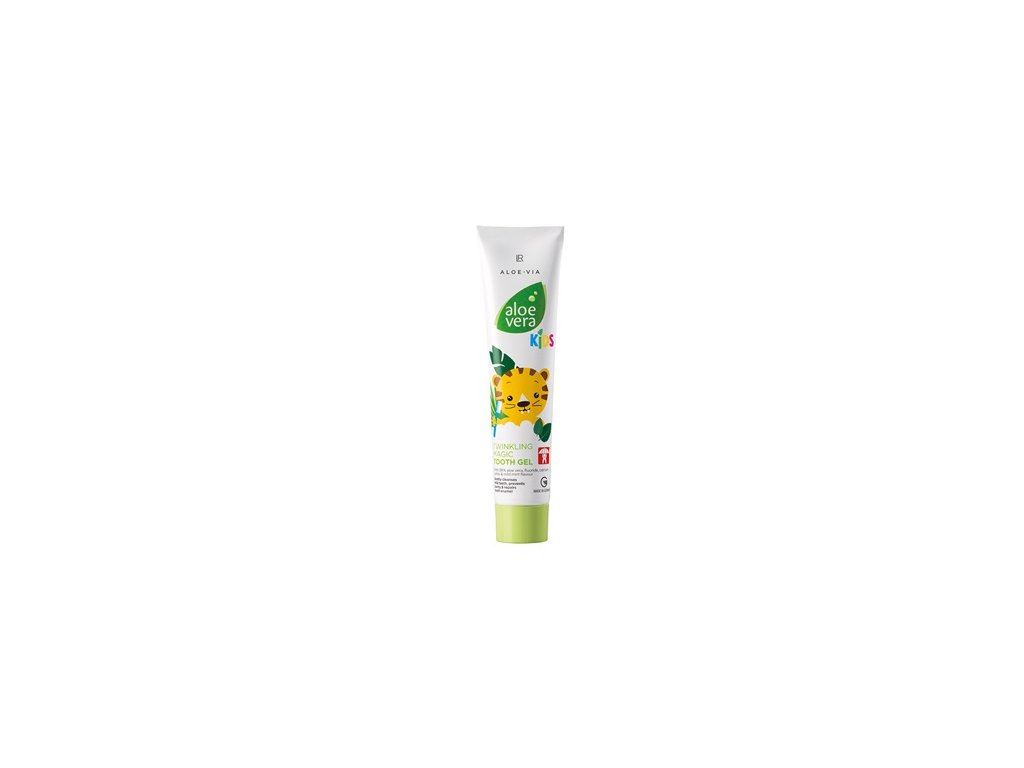 lr aloe vera kids care magicky trpytivi gel
