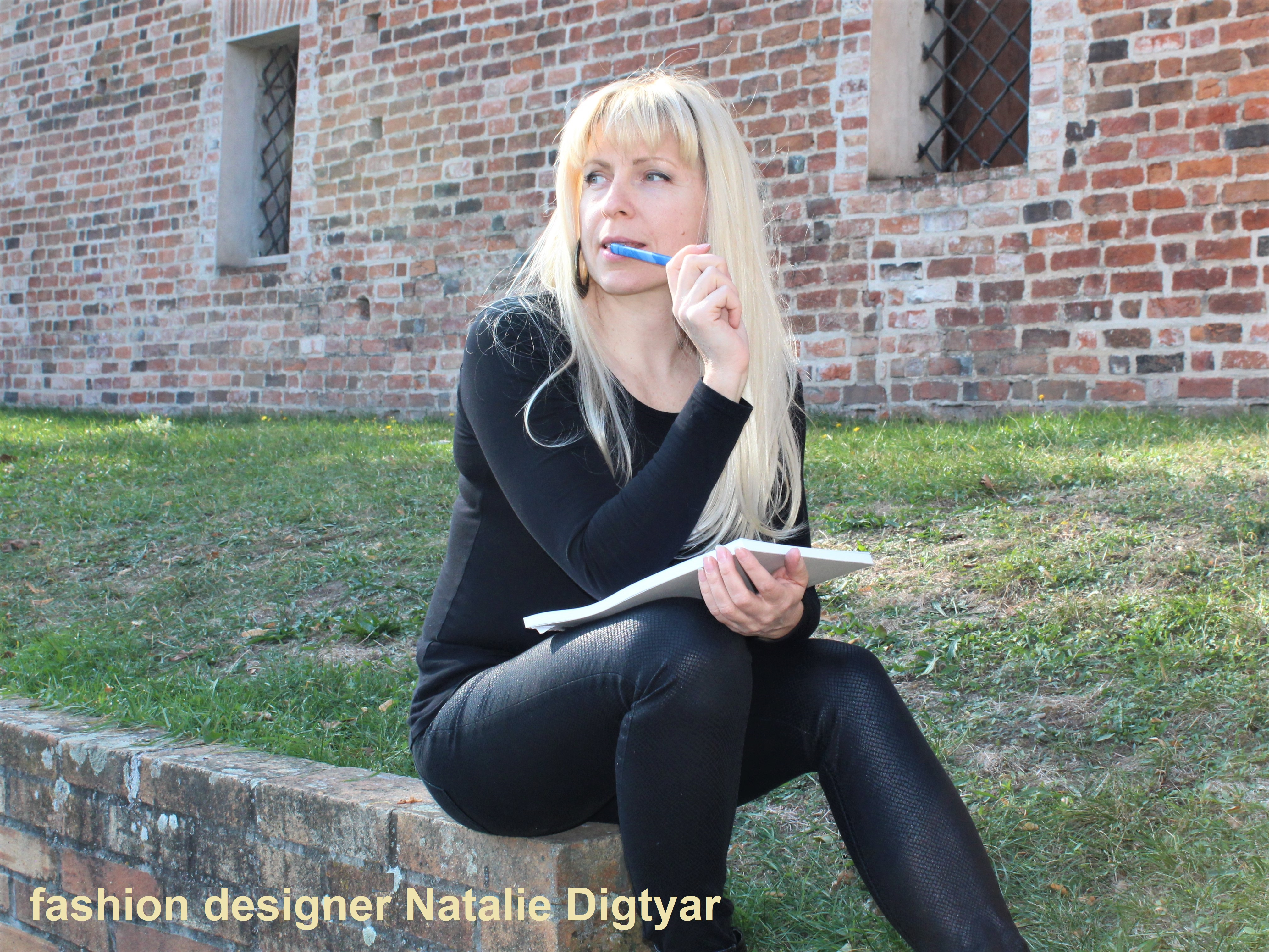 Módní návrhářka Natálie Digtyar | Srdečně vítám v e-shopu DigFashion