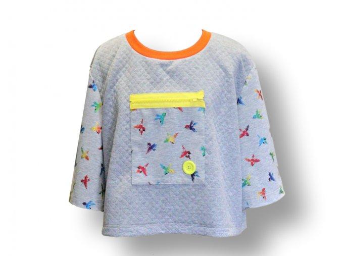 dámské domácí tričko