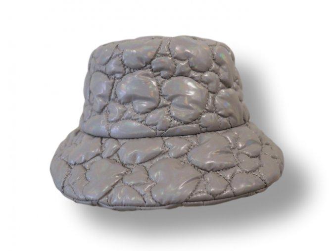 klobouk Srdíčka (bucket hat)