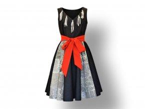 DigFashion šaty elegantní