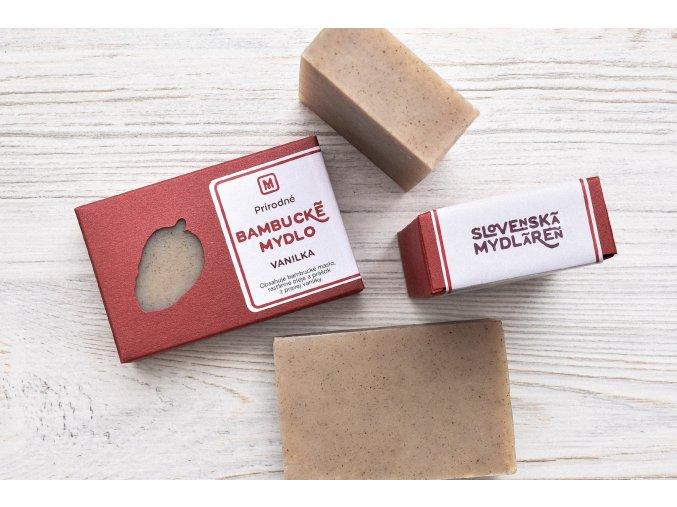 www bambucke mydlo vanilka