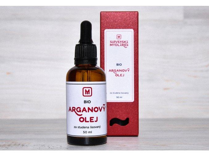 bio arganovy olej 50ml