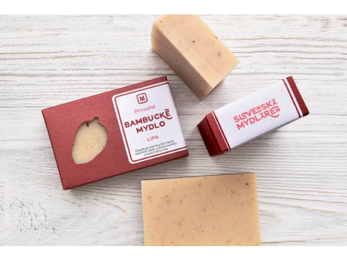 bambucke mydlo lipa www