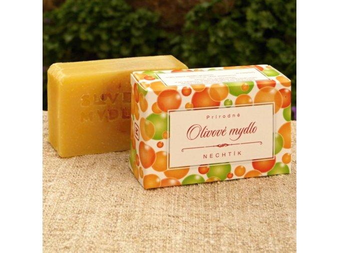 Olivove nechtikove mydlo 3